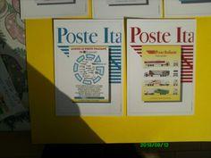 Cartoline postali anno 1996 + busta primogiorno 1993