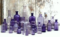 52 FLEA: Purple Greed And a Giveaway!