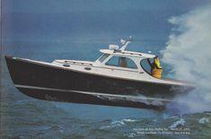 High-Speed Hull Design