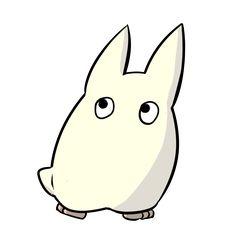 Mini Totoro by Eld-Hoolia on DeviantArt