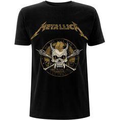 Scary Guy Seal T-Shirt - Metallica Metallica T Shirt, Best Quality T Shirts, Seal Design, Concert Tees, T Shirt Photo, Band Shirts, Tour T Shirts, Vintage Tees, Unisex