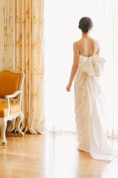 Elegant Outdoor Wedding via once wed by @BASH, PLEASE