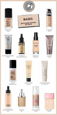 Hd Makeup, Glam Makeup, Cc Cream, Skin Cream, How To Make Hair, Make Up, Tinted Moisturizer, Makeup Forever, Hair And Nails