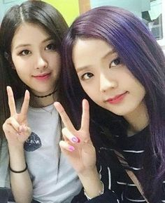 South Korean Girls, Korean Girl Groups, Young Kim, Lisa, Cute Rose, Rose Park, Jennie, Park Chaeyoung, Blackpink Jisoo
