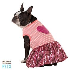 Martha Stewart Pets® Sequin Dress | Dresses | PetSmart