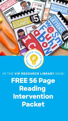 NEVER MISS A FREEBIE: Join my FREE VIP Resource Library to get instant access to hundreds of pages of free resources. Woo!