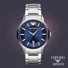 Emporio Armani Classic AR2477 for  men at The Prime - Luxury Watch Boutique Emporio  Armani d19d7cb4df7