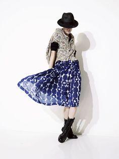 Y's LOOK BOOK 2013 SS - Yohji Yamamoto  #Japan #fashion #JapaneseFashion