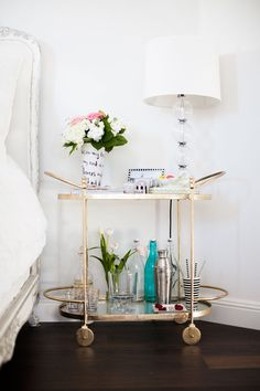 Nordstrom, Home, Bedroom, Dyptique, Scented, Candles, Jonathan Adler, Black and White, Stripe, Dolls, Canister, Zebra, Jewelry, Dish, Tray, Kate Spade, Flower, Vase, Dotted, Picture, Frame, Bar Cart, Stripe, Straws, White, Chevron, Cotton, Bedding, Duvet, Bed, Fancy Another, Pink, XO, Accent, Pillow, Equipment, Silk, Leopard, Shorts, Old Navy, You Me Oui, Tee, T-Shirt, Caitlin Lindquist, A Little Dash of Darling, #darlingathome, Fashion, Blog, Blogger, Gold Bar Cart, Interior Design, Decor, ...