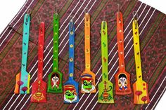 This is Wooden Key Holder designed on Floral pattern. Product Name: Key Holder To know more :- www.akrazymug. com