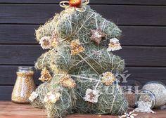 vánoční stromeček z přírodnin - Hledat Googlem