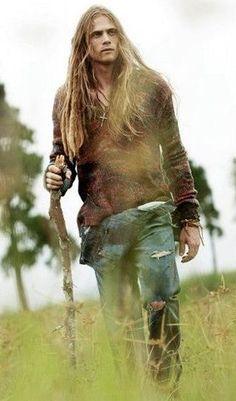 Afbeeldingsresultaat voor men long hair under dreads Lily Evans, Gorgeous Men, Beautiful People, Hawke Dragon Age, Braiding Your Own Hair, Viking Men, Estilo Hippy, Natural Hair Styles, Long Hair Styles