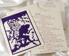 Midsummer Wedding Invitations 3