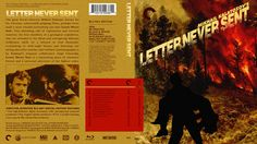 Letter Never Sent Criterion Collection Blu-ray Custom Cover