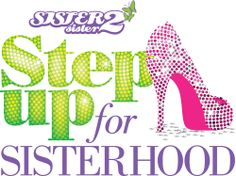 Step Up For Sisterhood Day. Win a pair of fab shoes.