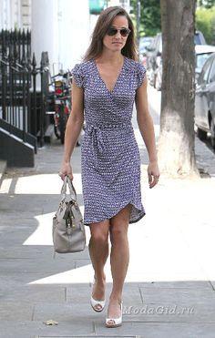 В этой статье речь пойдет о с Пиппе Миддлтон, безупречный стиль который по достоинству оценили модные критики, и теперь она числится в рейтинге самых стильных женщин Англии.