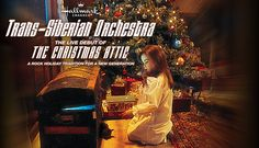 "Trans-Siberian Orchestra's rock opera, The Christmas Attic called an ""…inspiring story..."" by USA Today and ""Majestic, sweeping, …"" by Billboard magazine. The album's (and stage production's) narrative begins on Christmas Eve, when a young girl's curiosity leads her to a night of mischief and magic."