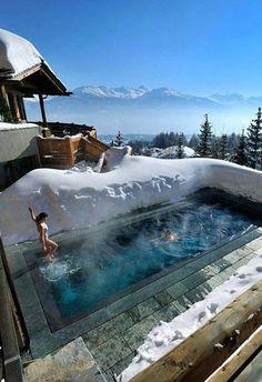 LeCrans Hotel & Spa, Crans Montana, Switzerland