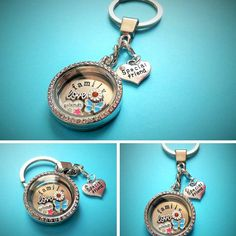 30mm **new** SPECIAL FRIEND filled living memory locket - choice chain -FREEPOST