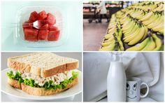 10 alimentos chave para depois do exercício | SAPO Lifestyle