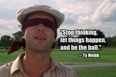 An exclusive golf club, Rodney Dangerfield and a destructive dancing gopher. These are the best Caddyshack quotes from the 1980 film. Caddyshack Quotes, Movie Quotes, Funny Quotes, Tv Quotes, Qoutes, Golf Etiquette, Golf Quotes, Golf Sayings, Movie Lines