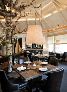 The most romantic restaurants in the US: THE RESTAURANT AT MEADOWOOD: NAPA VALLEY, CA