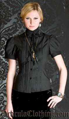 Goth $61 from www.draculaclothing.com
