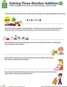 Pattern Practice Problems  Word Problems Worksheets And Math