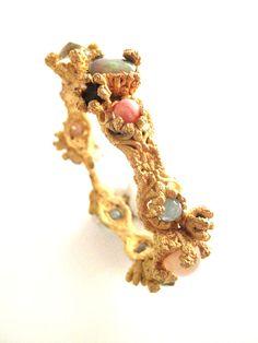 Garden bracelet by Pernille Mouritzen