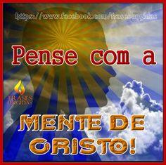 Mente De Cristo!