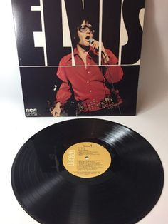 Elvis Rca Sp-106-g Lp Australian IMport,Gatefold Elvis presley,anniversary in Music, Records, Albums/ LPs | eBay