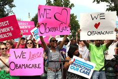 ObamaCare Means: No Longer Being Treated As Second Class--Indeed!