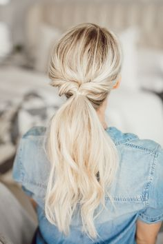 7 PONYTAIL hairstyles for Spring and Summer!! - Twist Me Pretty