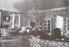 Audrey Emery's drawing room