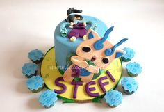 Torta Yo-kai Watch     Fate di Zucchero - Cake Designers