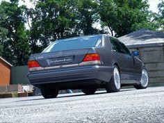 Groß und gut: Mercedes-Benz S 420 (W140): Maxi muss man mögen: großartiger Mercedes S420 mit individuellem Feintrimm - Auto der Woche - Mercedes-Fans - Das Magazin für Mercedes-Benz-Enthusiasten