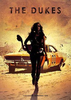 the dukes of hazzard charger general lee dodge daisy car legends cars movie film sport racing race run orange black wheels speed