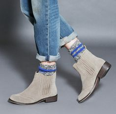 Abigail - ShoeMint-- what's funny is online shopping inspires me most. This ankle boot I saw last year on Shoemint has been forever on my mind -- just look how they styled it! <3