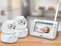 Baby Monitors - You can find more information and items like these at http://littlepeepz.com/nursery.html