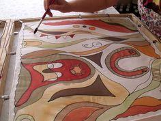 Silk Scarves, Rugs, Home Decor, Ideas, Silk, Scarves, Farmhouse Rugs, Homemade Home Decor, Types Of Rugs