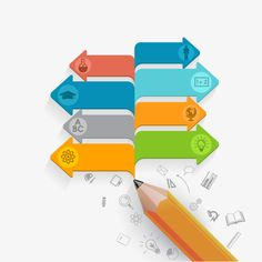 Kirigami Templates, Infographic Powerpoint, Powerpoint Design Templates, Background Powerpoint, Directional Signs, Postcard Design, Attendance, Picture Design, Design Elements