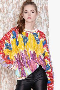 Phenomenon Coogi Sweater