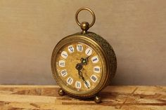 Vintage Alarm Clock made in West Germany
