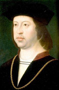 Ferdinand II van Aragon geboren op 10 maart 1452 - Madrigalejo, gestorven 23 januari 1516. Was grootvader van Karel V.