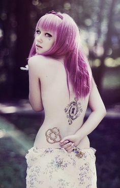 inked tatoo sexy women girls