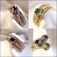 Craftsy class Stack rings