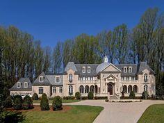 Virginia Baroque Chateau