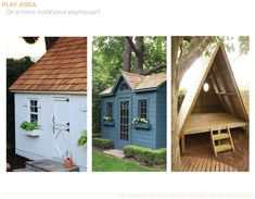 Ideas for the most family friendly backyard EVER
