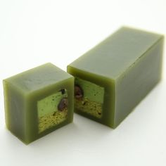 Japanese Sweets, ようかん(抹茶)