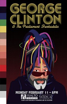 GigPosters.com - George Clinton And Parliament Funkadelic